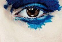 Editorials - beauty / samples of make-up editorials, #inspiration #plackath #make-up