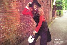 ELLE girl 「BORN IN TOKYO」 / Styling:KEIKO HITOTSUYAMA