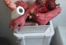 Halloween - Bathroom Decor / by Design DNA