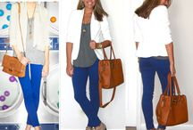 My Closet / Ideas for styling what I already own / by Shelley Watters