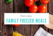 Family Friendly Food Ideas