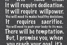 Fitness / by Kelly Straube