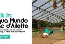 Aqua Mundo / Aqua Mundo | Eigen center parcs