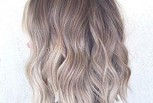 farge håret??