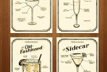 Cocktails to drink