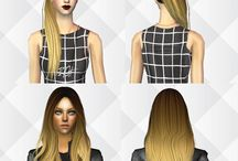 Sims 2 cc hair