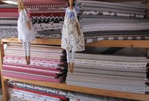 textilní všehochuť    dres, tildy,  patchwork / látky
