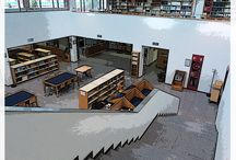 Espacios - Biblioteca Campus de Albacete / Fotografías de los Espacios y Servicios de las Bibliotecas del Campus de Albacete
