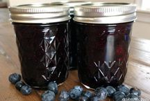 CANNING AND JAMS