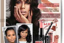 The Look: Face & Nails / by Candice Brooks