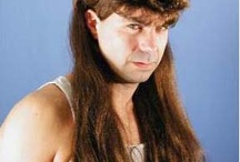 Business up front Party in the Back / Mullets Mullets Everywhere  / by Barber Clair