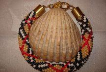 Galeria Gracja beading - szydełkowe sznury koralikowe
