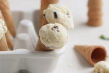 Ice cream/ sorbet