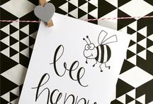 Bee happy / Honey