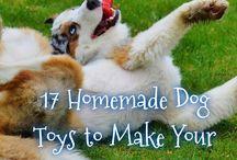Dog Toys Ideas