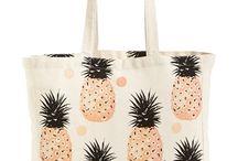 borse ananas
