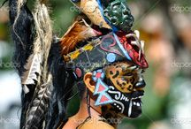 Maya/aztec