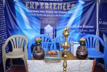 EXPERIENCES - by Dr.P.Barathi. A new book launch @ GIRI / This book was launched by Dr.Muruganantham