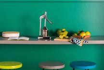 Déco : choisir sa cuisine / Découvrez tous nos conseils pour décorer votre cuisine : aménagement, meubles, couleur...