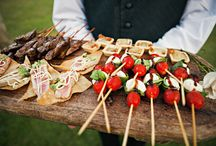 Canapes / great ideas for cool canapés