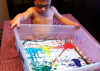 Think outside the box of crayons