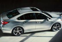 Subaru Legacy / It's more than a sedan... it's a Subaru!