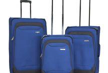 Walizki miekkie / Tablica ze stronami o walizkach