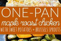 Healthy Dinners / dinner, healthy, easy dinner, quick dinner, vegan, vegetarian, dairy free, meat free, meals