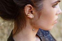 Ears piercing