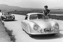 Vintage car photo's
