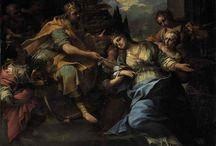 Рафаэлло Ванни (Raffaello Vanni). / Рафаэлло Ванни — итальянский художник сиенской школы, превзошедший в живописи своего старшего брата. Учился у отца, Франческо Ванни; оставшись сиротой в 13 лет был рекомендован Антонио Караччи.