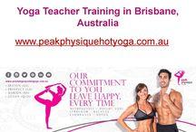 Yoga Teacher Training in Brisbane