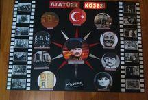 Atatürk Köşesi ☀️
