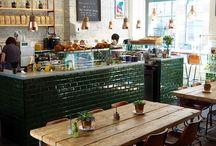 London kafé