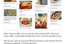 Blogging: Pinterest