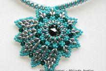 korálky - náhrdelník