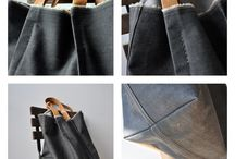 Make your own bag /tassen zelf maken