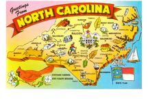 North Carolina / by Mary Lancaster