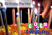 Plan it - Birthday Fun / Plan the best birthday party for your kids! With party themes, venues, rentals, event planners, and entertainers, you can plan your entire party here!