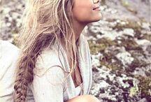 crazy over HAIR  / by Lilli Erickson