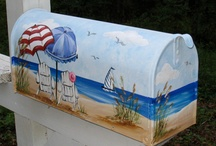Painting Mailboxes