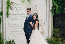 Once Upon A Time Wedding Theme