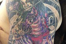 Nice tatto / My tatto