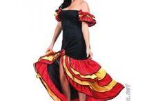 disfraz flamenca / El más original disfraz flamenca, ahora tu alcance