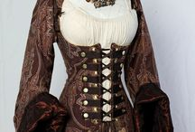 Stunning Corsets / There is just something exquisite about a lady laced tightly in a corset