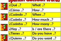 Language: Español / by Kaitlyn L