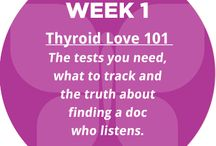 Thyroid Fix in 6 / Practical Solutions for Reversing Thyroid Disease that fit into your busy life.