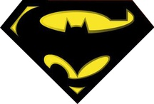 World's Finest & The Trinity / Batman, Superman and Wonder Woman / by Steven Gonzales