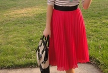 I'm Mormon and I LOVE FASHION. / Outfit inspiration for church! <3 / by Aryn Howard