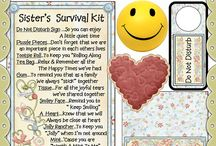 Survival Kits / by Stephanie Allen